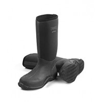 Mudrucker Tall Boot Black/Ботуши-38
