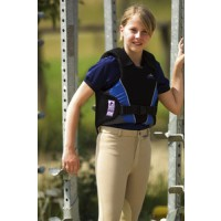 Body Protector Child Black/Blue