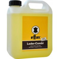 Leather Combi Canister 2.5L
