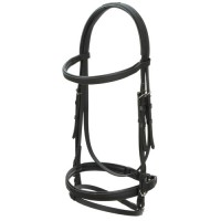 Bridle Amalfi Black FS